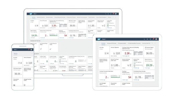 SAP Fiori UX